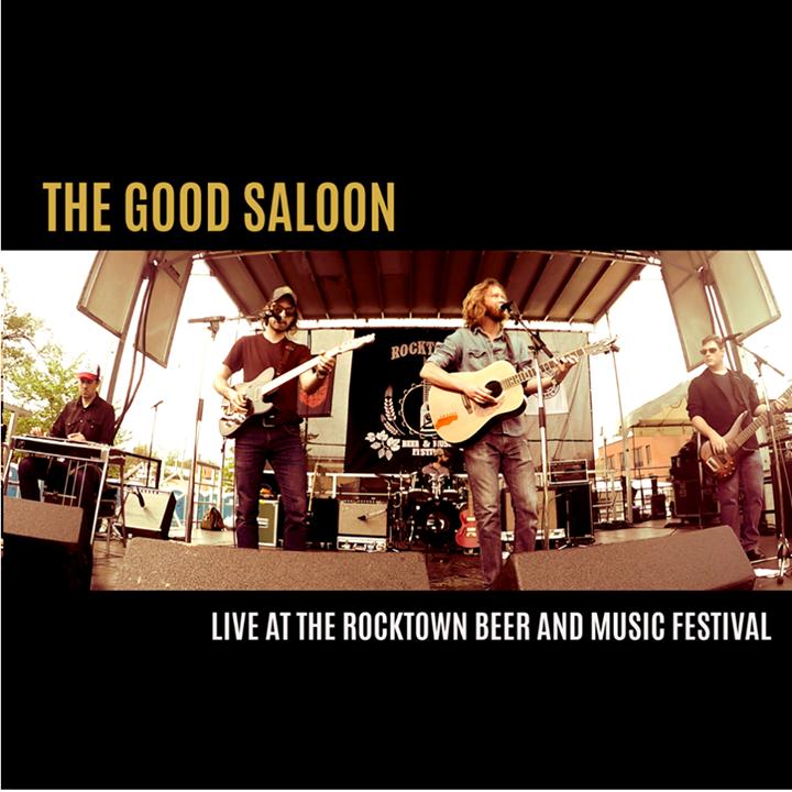 The Good Saloon Tour Dates