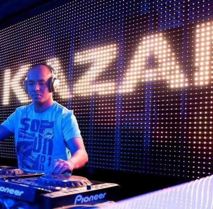 DJ KAZAN Tour Dates
