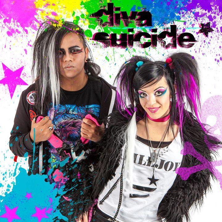 Diva Suicide Tour Dates