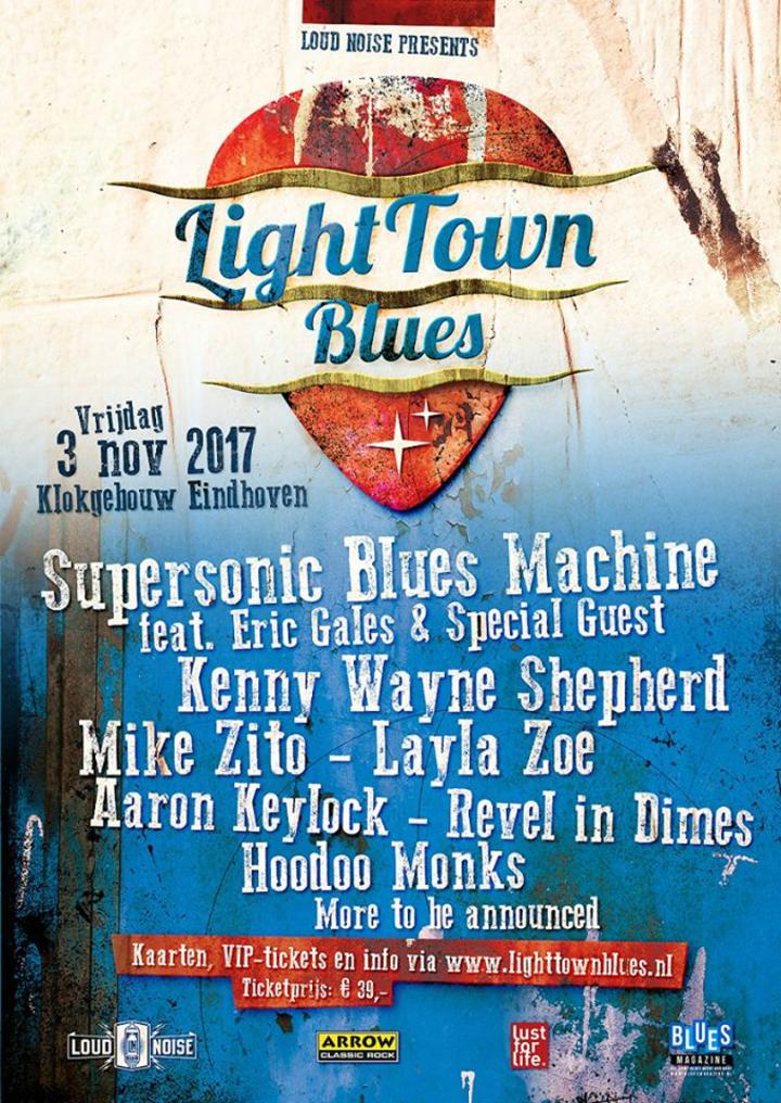 Layla Zoe Fanpage @ LightTown Blues Festival @Klokgebouw - Eindhoven, Netherlands