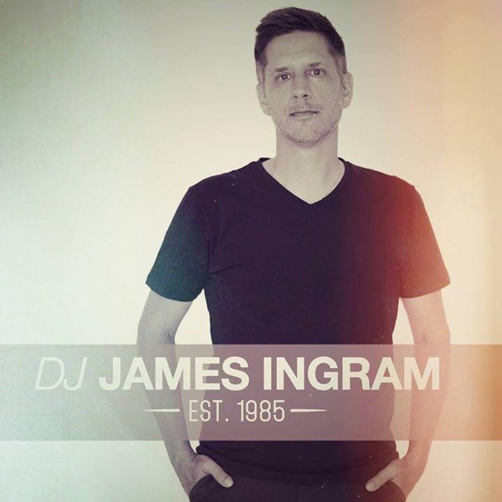 DJ James Ingram Tour Dates