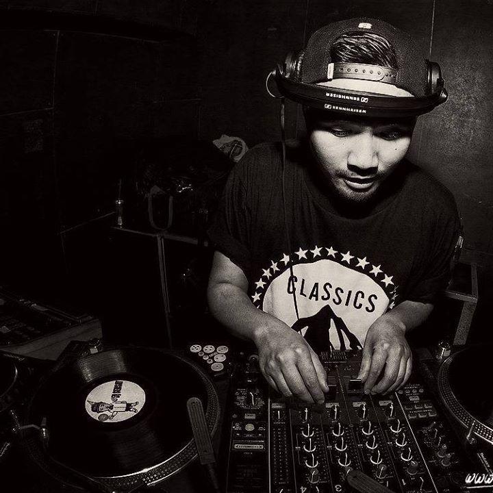 DJ Sensay @ Kane & Abel - Frankfurt, Germany