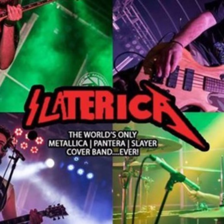 Slaterica Tour Dates
