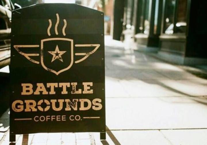 Polar Sea @ Battle Grounds Coffee Co. - Haverhill, MA