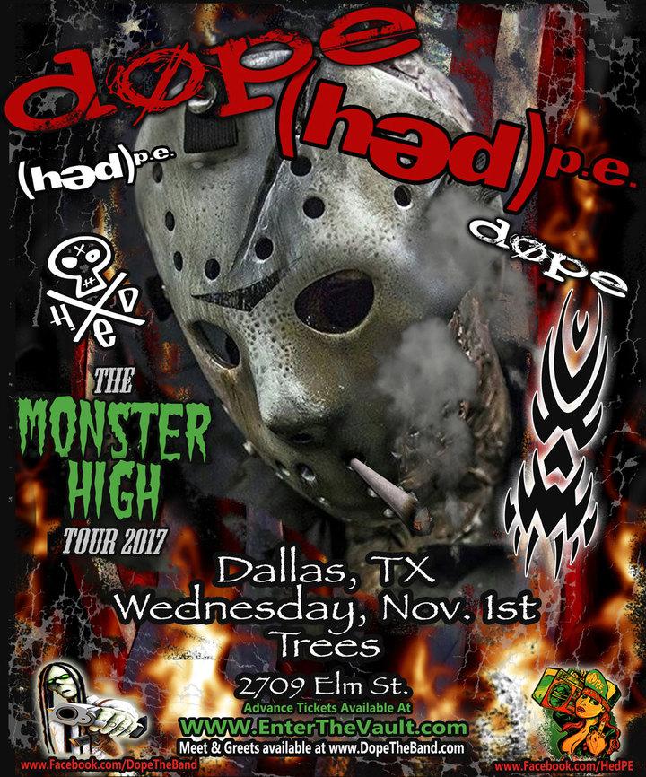 DOPE @ Trees - Dallas, TX