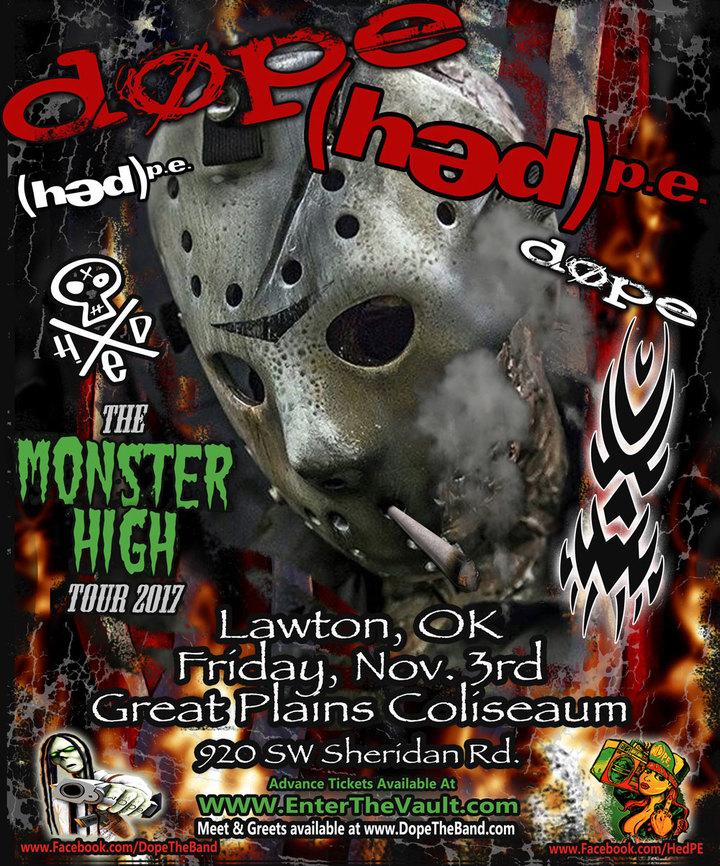 DOPE @ Great Plains Coliseum - Lawton, OK