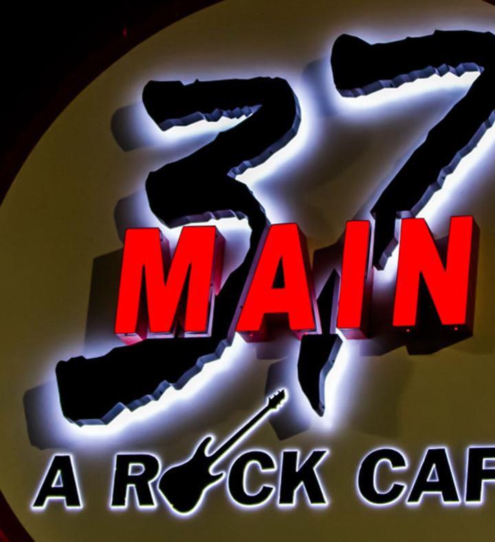 NotQuiteGNR @ 37 Main Cafe - Buford, GA