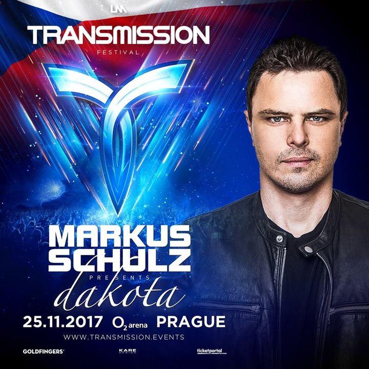 Markus Schulz @ Dakota: The Nine Skies at Transmission - Prague, Czech Republic