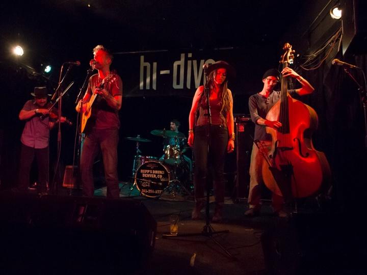 Gasoline Lollipops @ Hi-Dive - Denver, CO