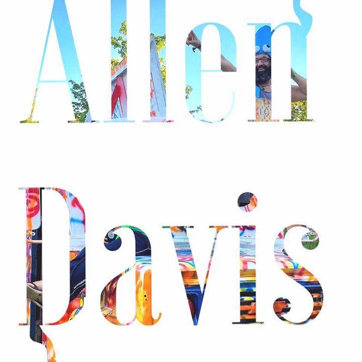 Allen Davis Tour Dates