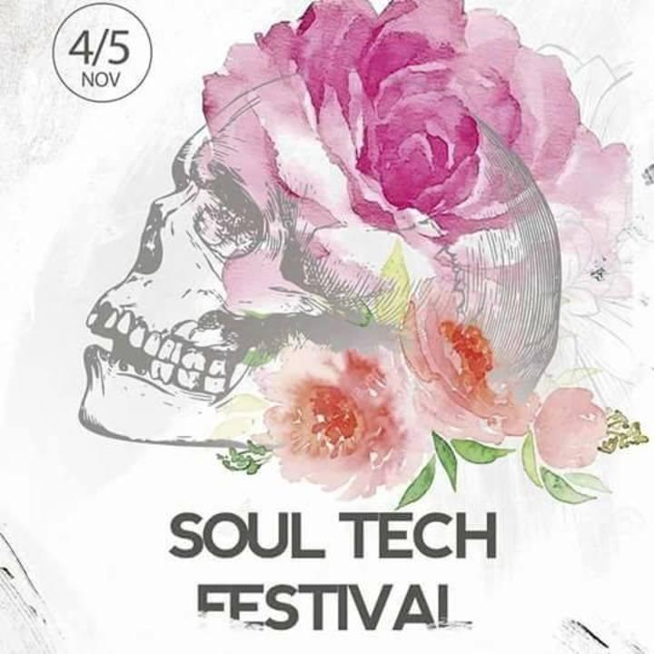 OMAR LABASTIDA @ Soul Tech Festival - Ciudad De México, Mexico