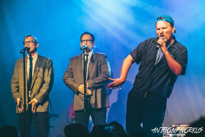 The Dan Band @ VooDoo Lounge at Harrahs Casino North Kansas City - Kansas City, MO