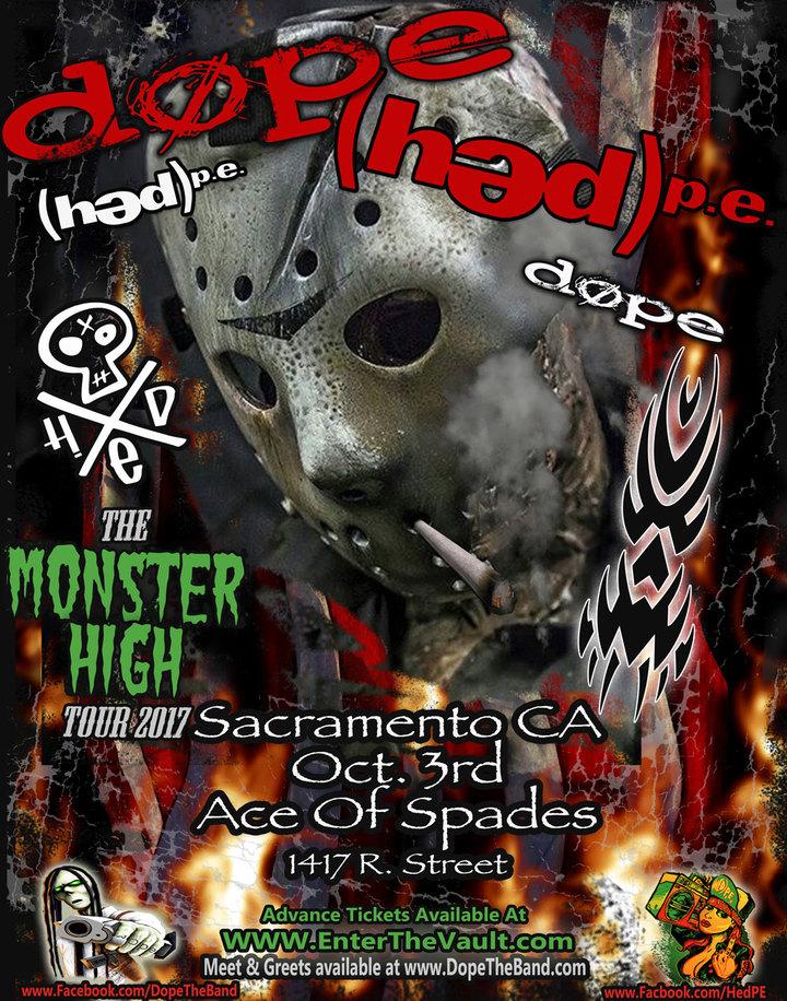 (həd) p.e. @ Ace of Spades  - Sacramento, CA