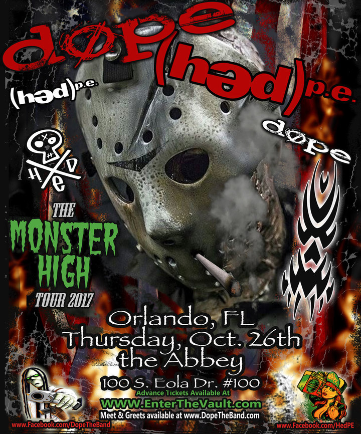 (həd) p.e. @ The Abbey - Orlando, FL