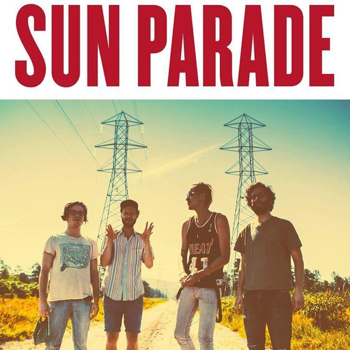 Sun Parade Tour Dates
