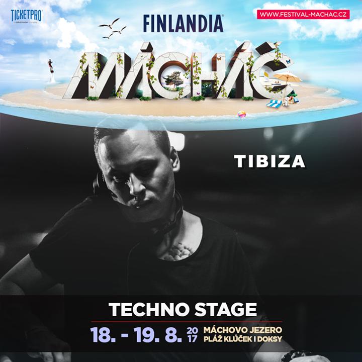 Tibiza (Official) @ Studio 54 - Prague, Czech Republic