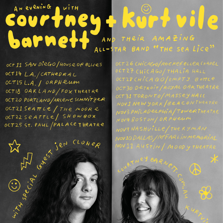 Courtney Barnett @ Moore Theatre - Seattle, WA