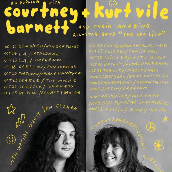 Courtney Barnett @ Palace Theatre - St. Paul, MN