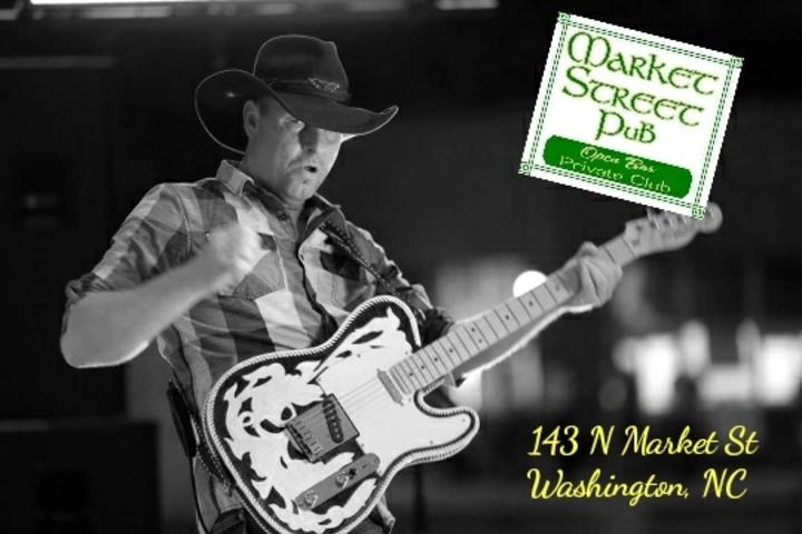 David Lee Jones @ Market Street Pub  - Washington, NC