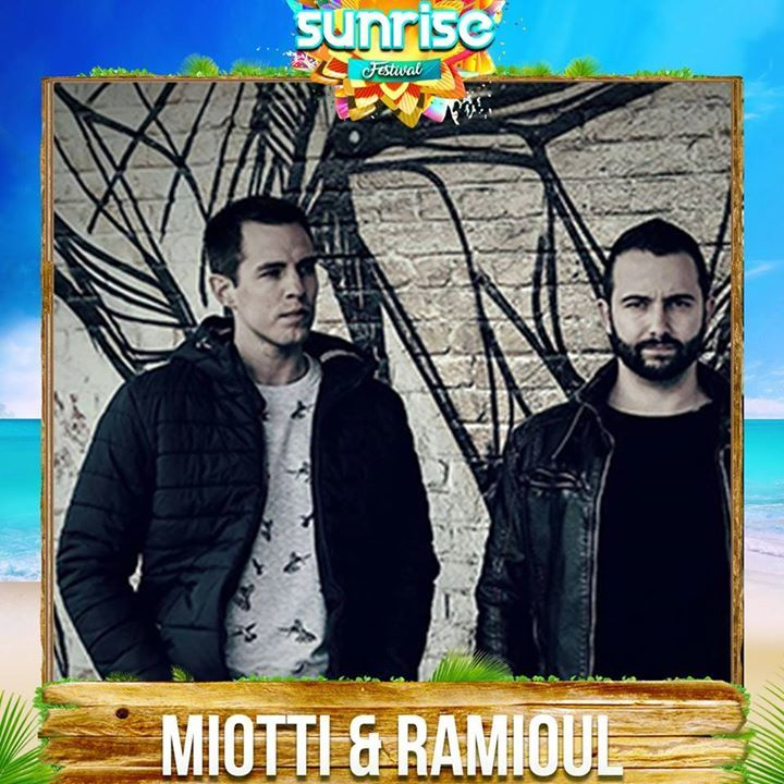 Miotti & Ramioul Tour Dates