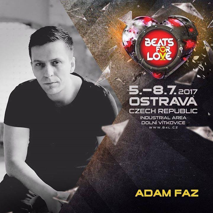 Adam Faz Tour Dates