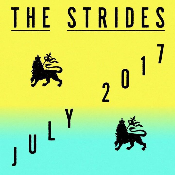 THE STRIDES Tour Dates