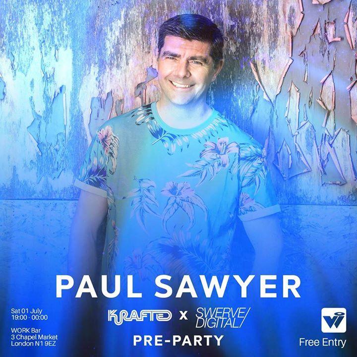 DJ Paul Sawyer Tour Dates