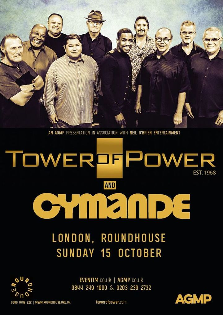Cymande @ Roundhouse - London, United Kingdom