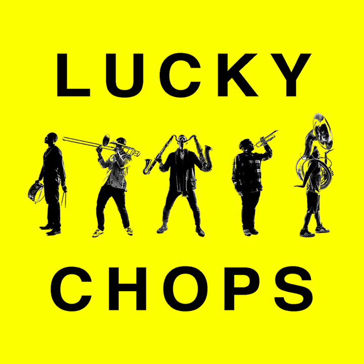 Lucky Chops @ Les Docks - Lausanne, Switzerland