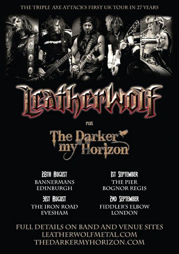 The Darker my Horizon @ Fiddlers Elbow (Camden) - London, United Kingdom