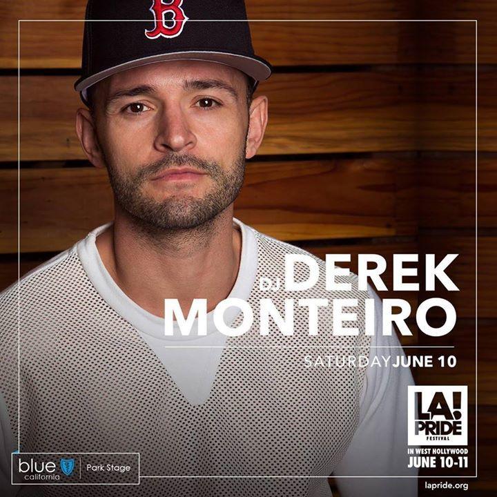 DJ derek monteiro Tour Dates