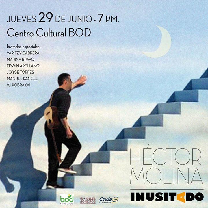 Héctor Molina Tour Dates