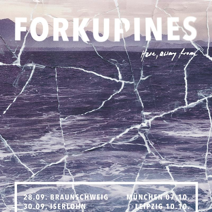 Forkupines @ Rad Room Rehearsals - Iserlohn, Germany