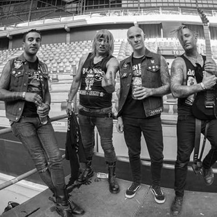 The Casualties Tour Dates