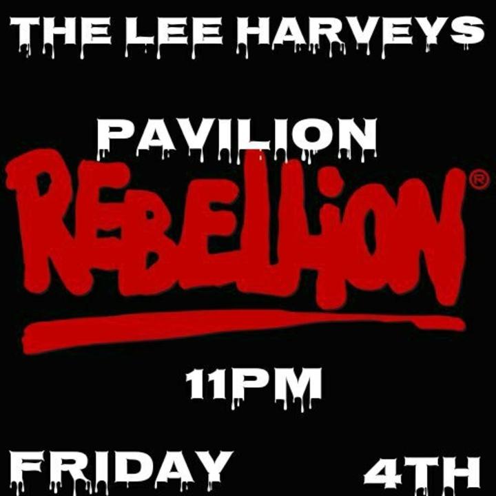 The LEE Harveys Tour Dates
