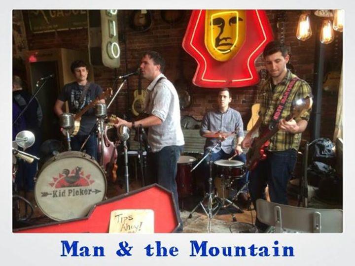 Man And The Mountain Tour Dates