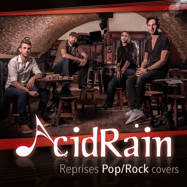 Acidrain @ King's pub - Nice, France