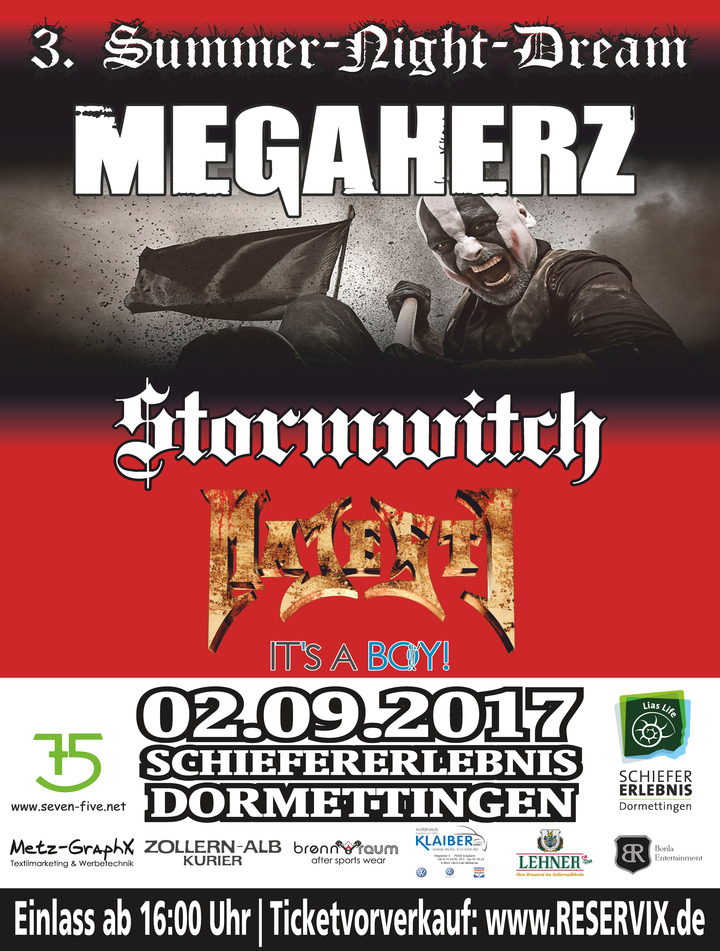 Majesty @ SchieferErlebnis - Dormettingen, Germany