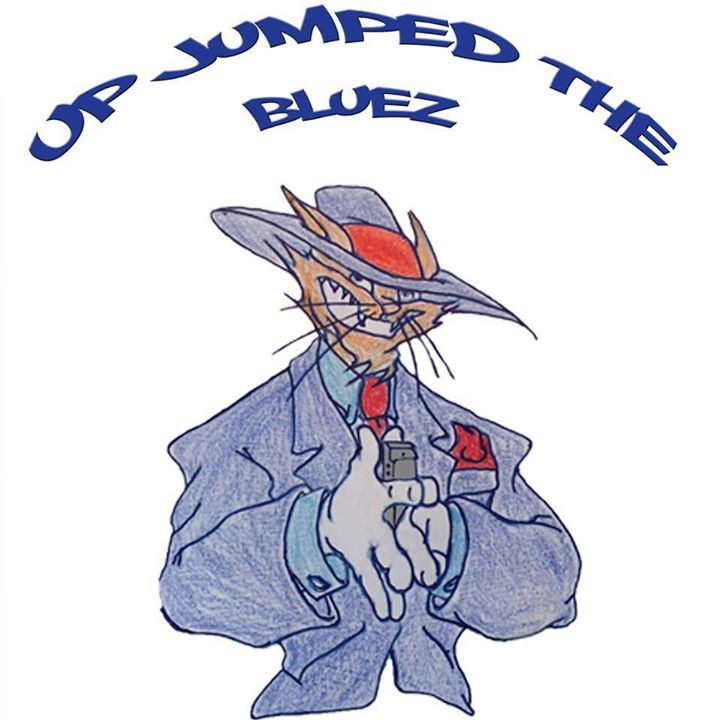 Up Jumped The Bluez Tour Dates