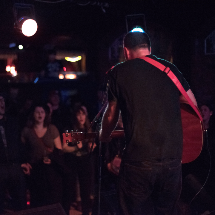 JESSE LEBOURDAIS @ The Copper Owl - Victoria, Canada