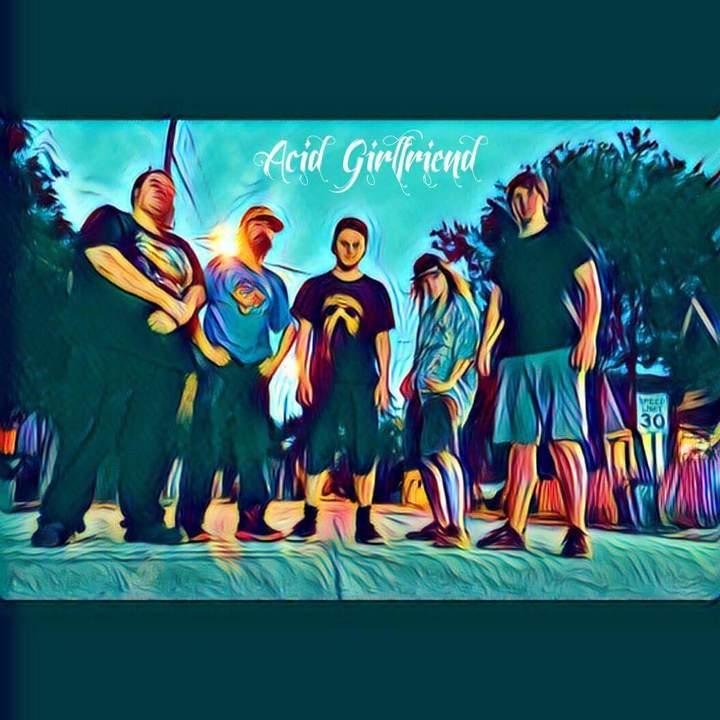 Acid Girlfriend Tour Dates