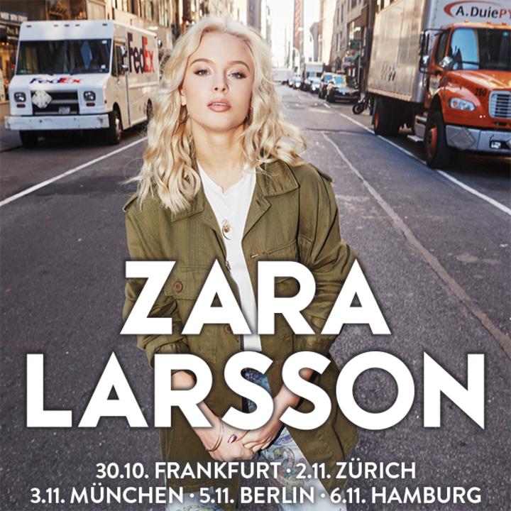 Zara Larsson @ Jahrhunderthalle - Frankfurt, Germany