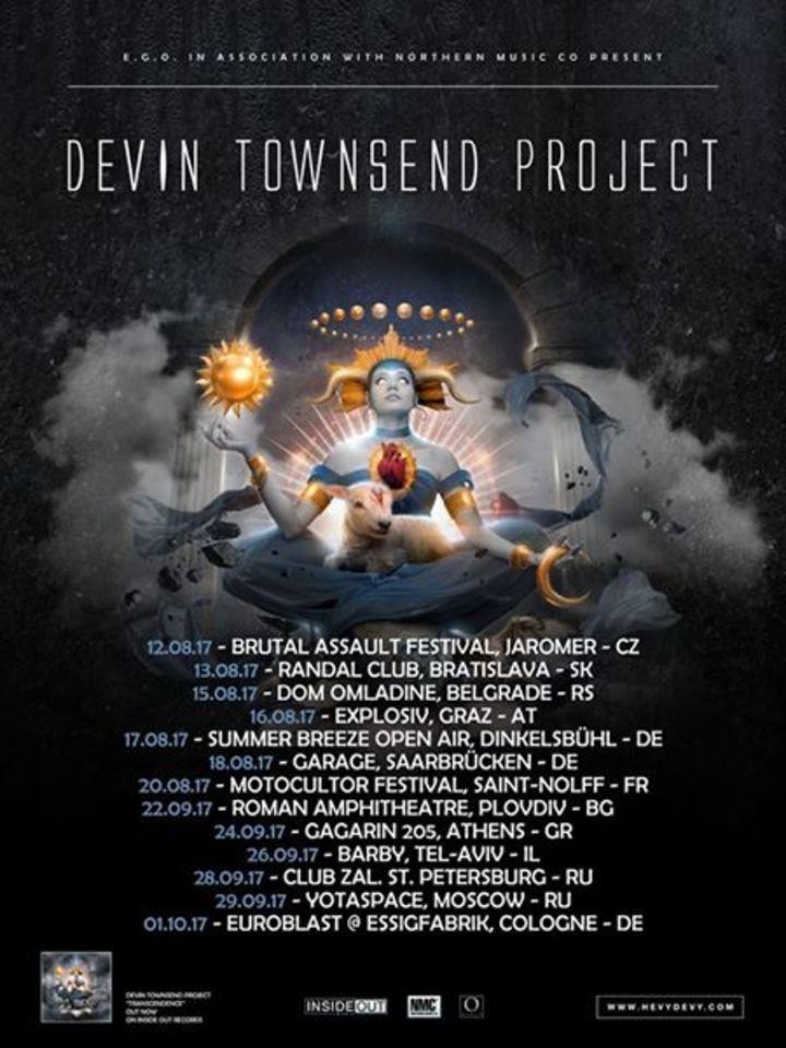 Devin Townsend @ Dom Omladine - Belgrade, Serbia