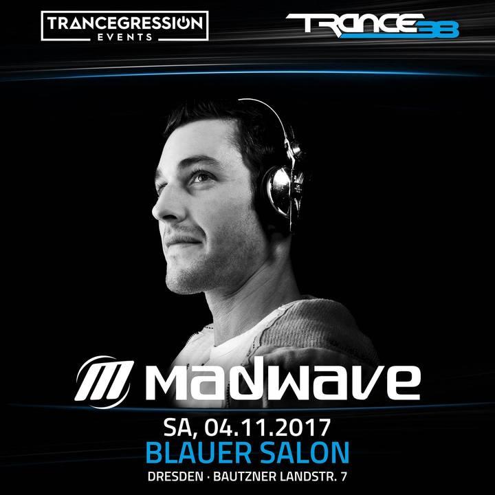 Madwave @ Blauer Salon - Dresden, Germany