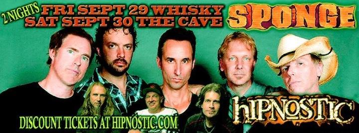 Hipnostic @ Whisky A Gogo - West Hollywood, CA