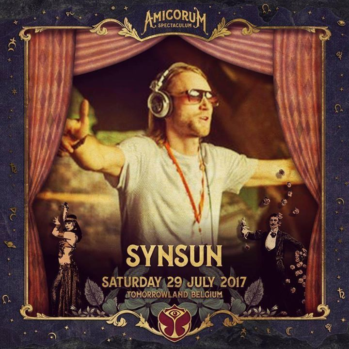 SynSUN Tour Dates