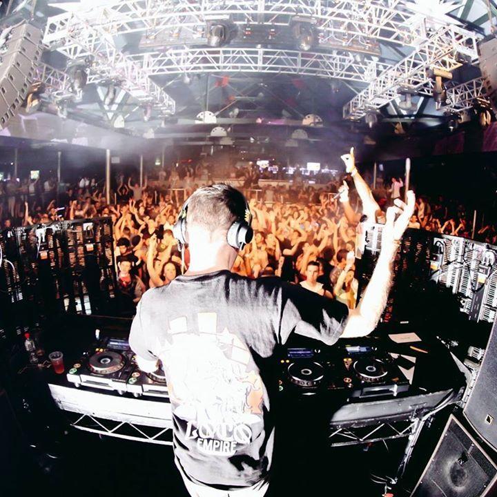 DJ DMH Tour Dates