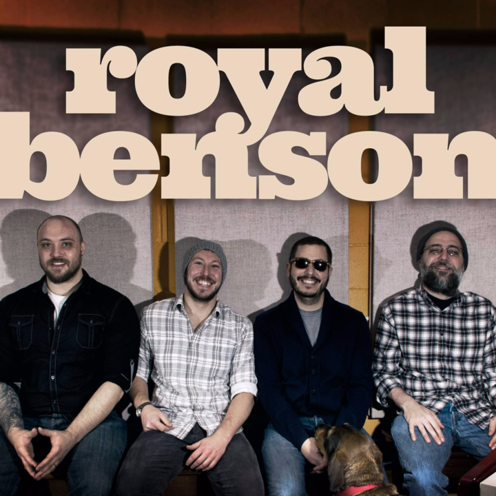 Royal Benson Tour Dates