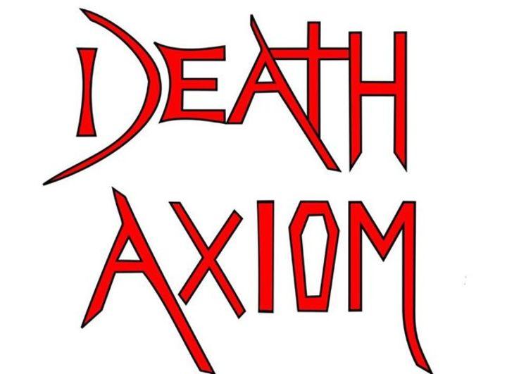Death Axiom Tour Dates