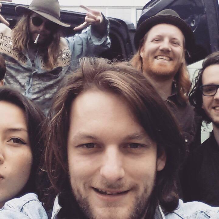 The Royal Engineers @ Hippiefestival - Gorinchem, Netherlands